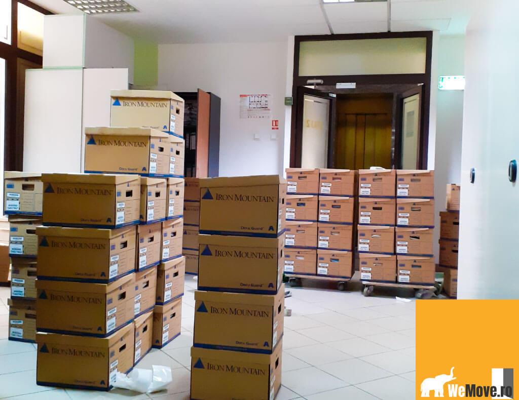 servicii arhivare